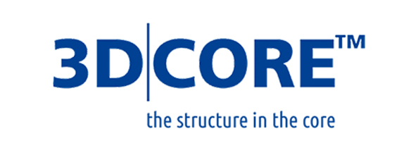 Logo 3D Core